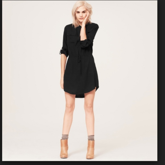 66d2c4583be Lou   Grey Dresses   Skirts - Lou   Grey Black Shirt Dress Medium